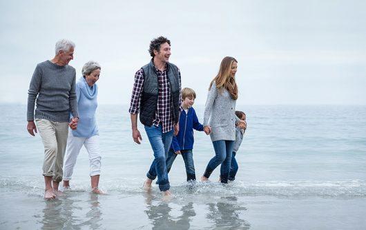 Soins en milieu familial au Canada