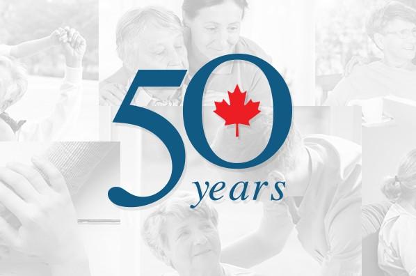 Bayshore HealthCare Canada 50 years