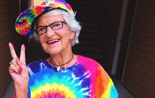 A New Year's resolution inspired by Baddie Winkle