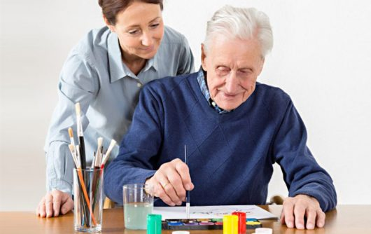 Prendre soin d'une personne atteinte de la maladie d'Alzheimer