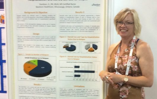 Bayshore shares insights at the world's largest MS conference