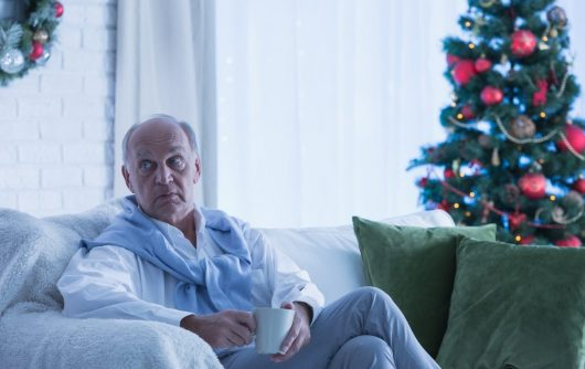 Helping seniors beat the holiday blues