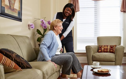 How to Introduce a Caregiver