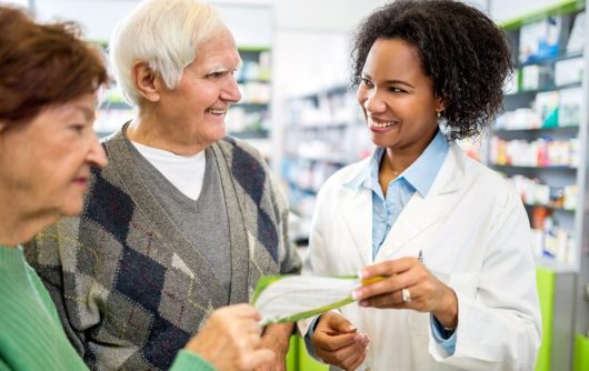 Pharmacists play a vital role in seniors' care