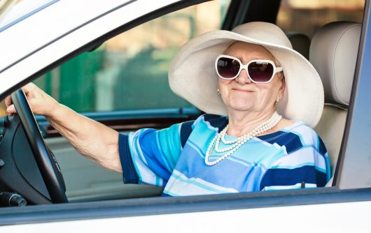 Driving tips for seniors