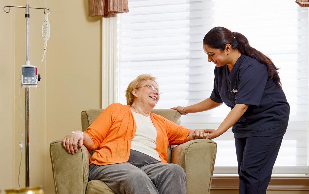 Bayshore HealthCare services nursing