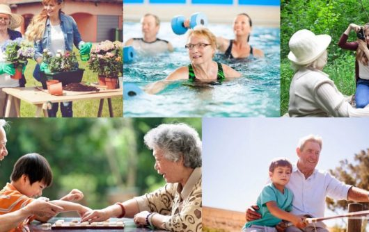 Summer Activities to Enjoy with Seniors