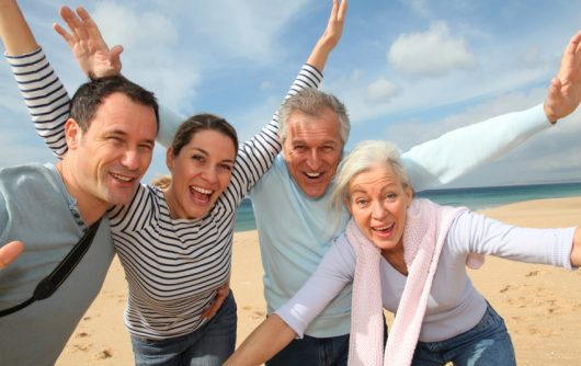 Benefits of travelling for seniors
