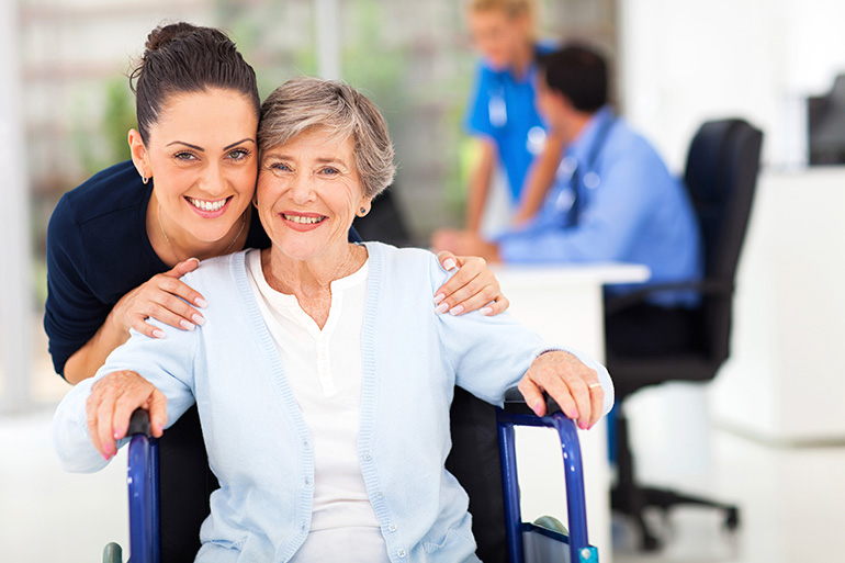 Programme de transition vers d'autres niveaux de soins