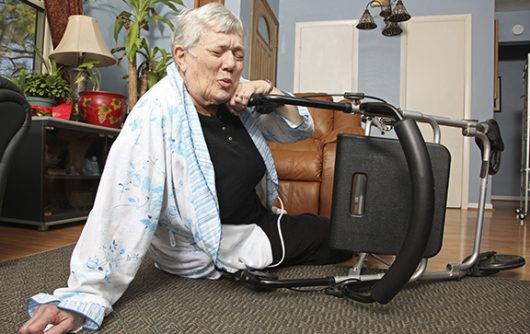Senior Safety: Preventing Falls