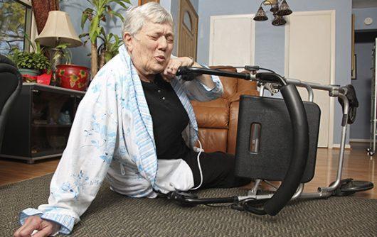 Senior Safety: Preventing Falls