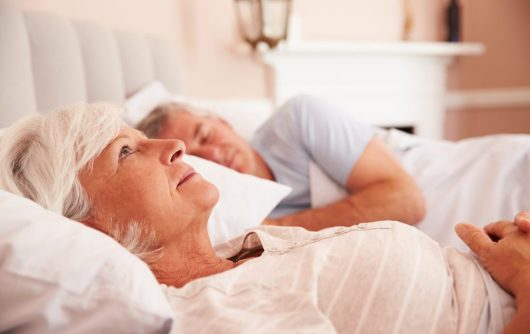 Sleep & Aging – Getting the best sleep possible