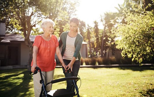 Addressing balance problems in older adults and preventing falls