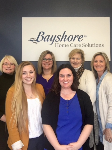 Bayshore Home Care Solutions Belleville team