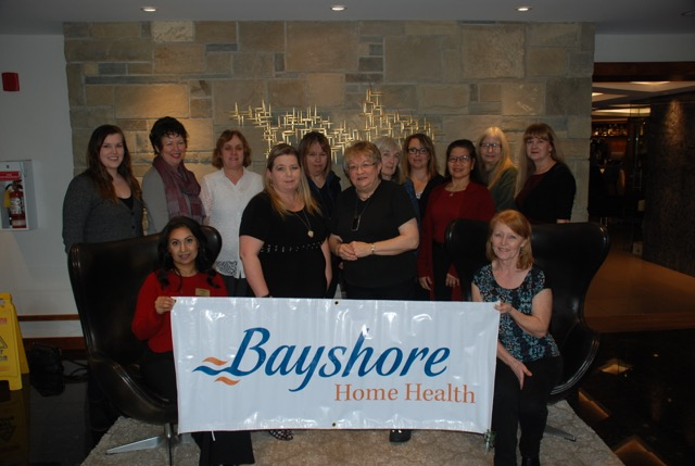 Bayshore Home Health Nanaimo team