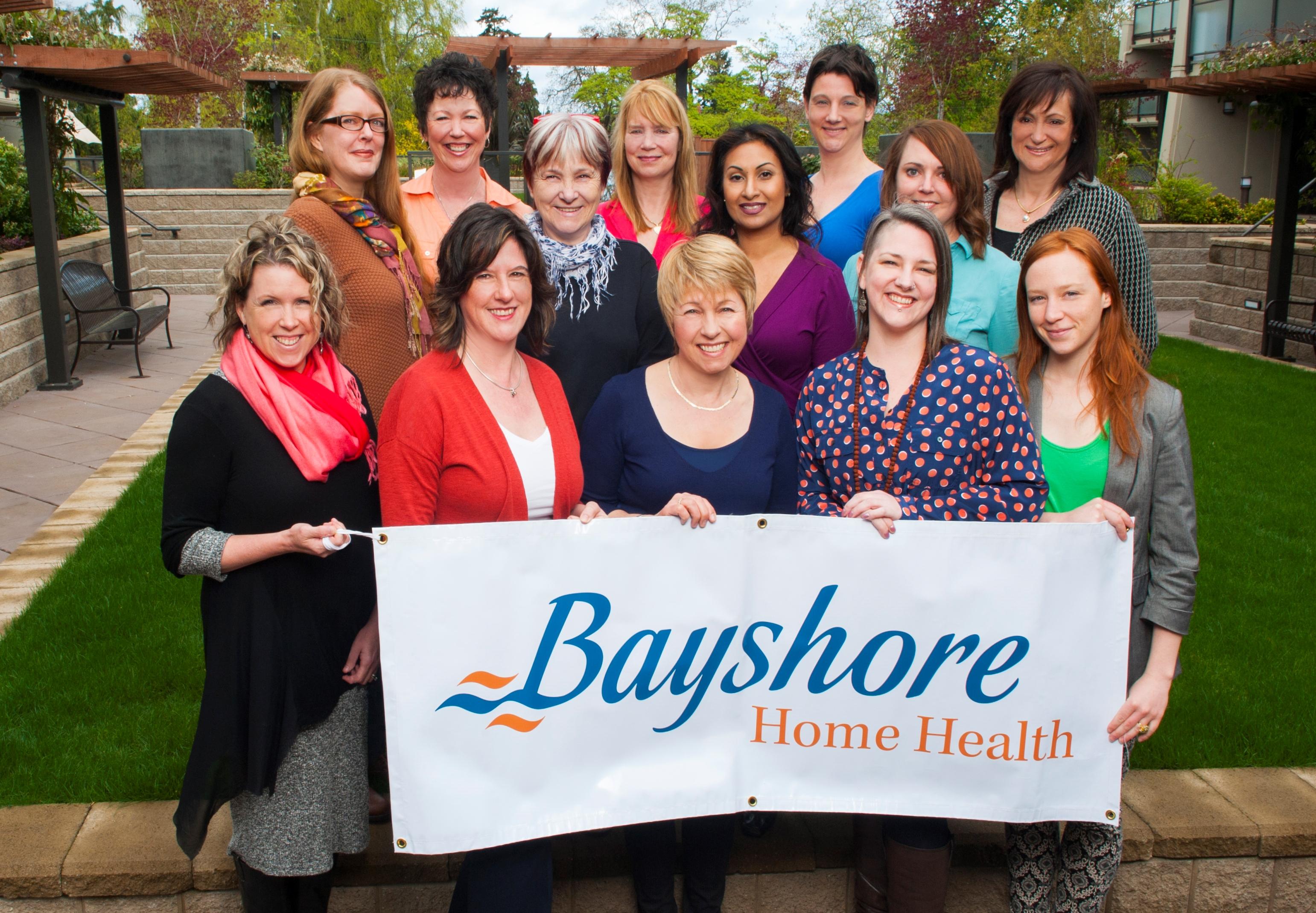 Bayshore Home Health Victoria team