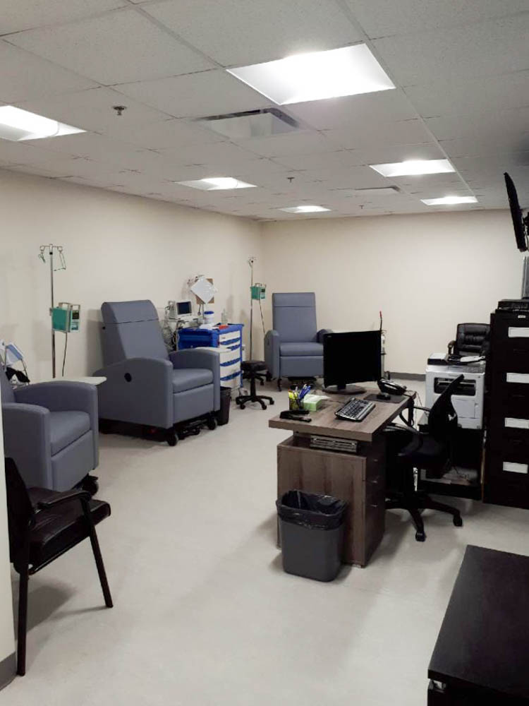 Bayshore Infusion Clinic Chicoutimi