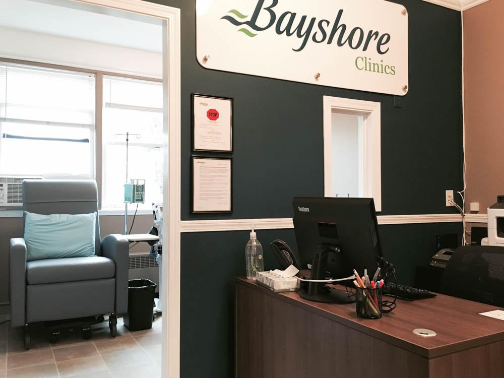 Bayshore Infusion Clinic Chilliwack