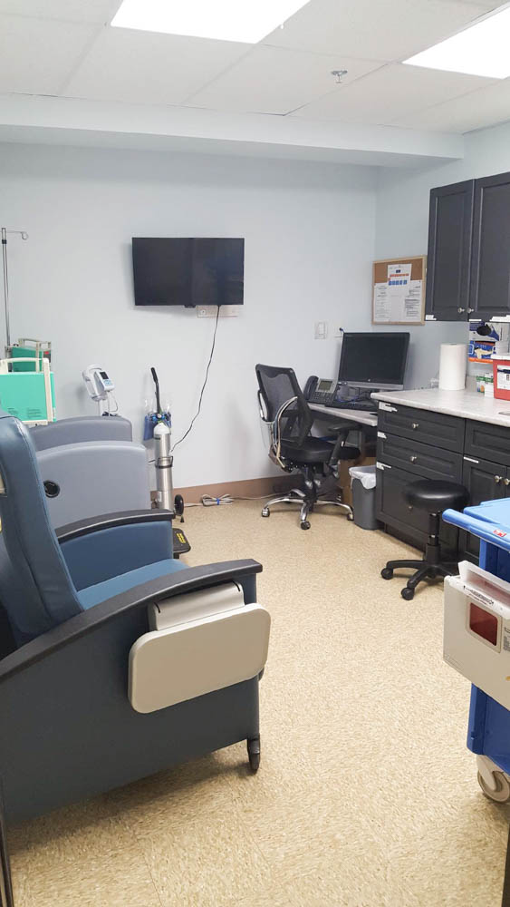 Bayshore Infusion Clinic Fredericton