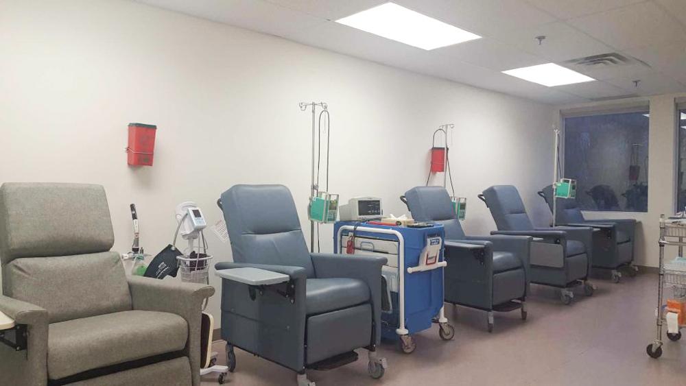 Bayshore Infusion Clinic Hamilton