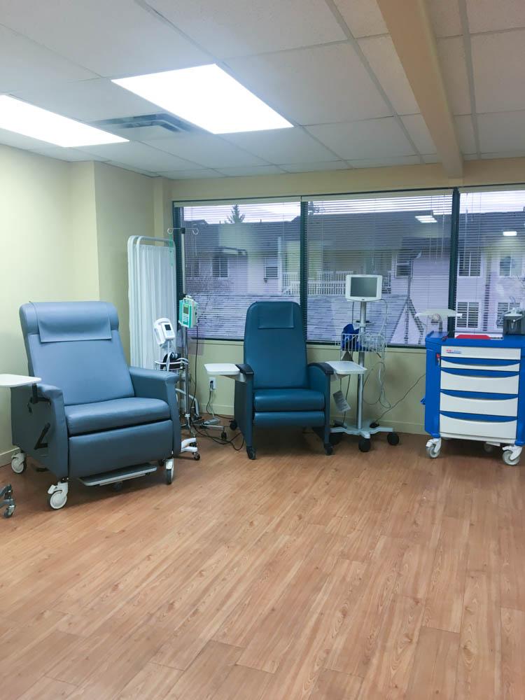 Bayshore Infusion Clinic Kelowna