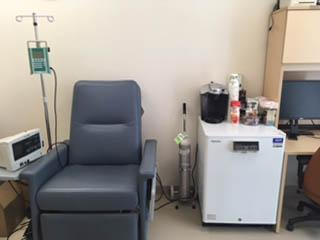 Clinique de perfusion Bayshore Lévis