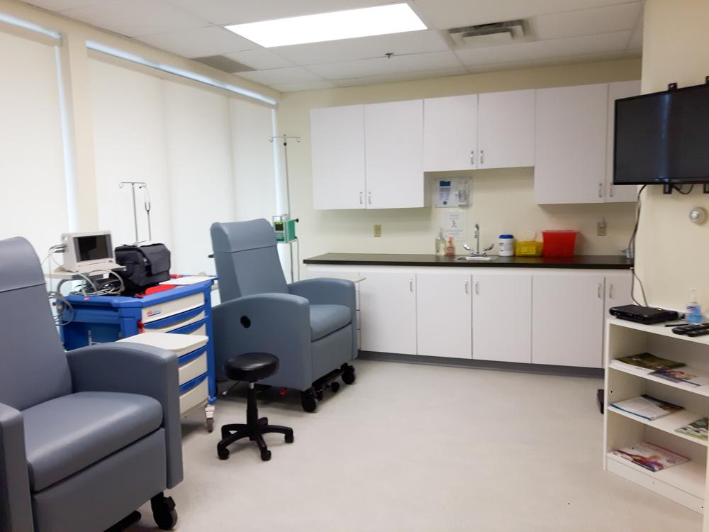 Clinique de perfusion Bayshore Moncton
