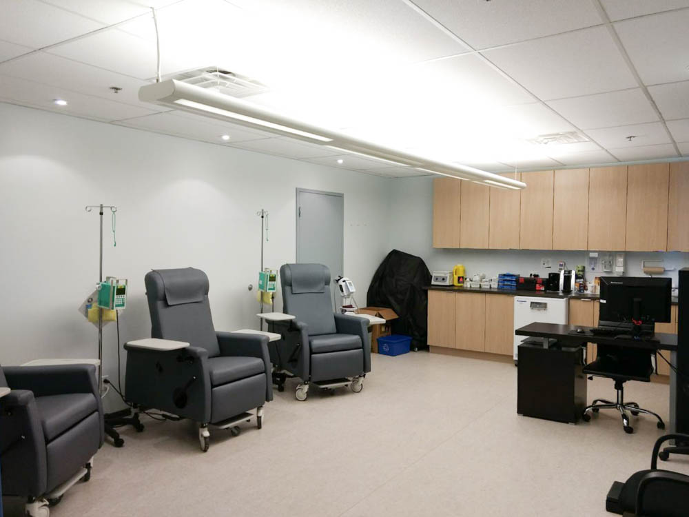 Bayshore Infusion Clinic Montreal (Angus)