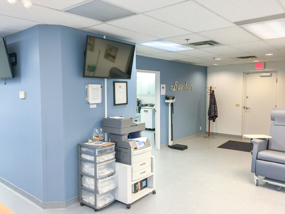 Bayshore Infusion Clinic New Westminster