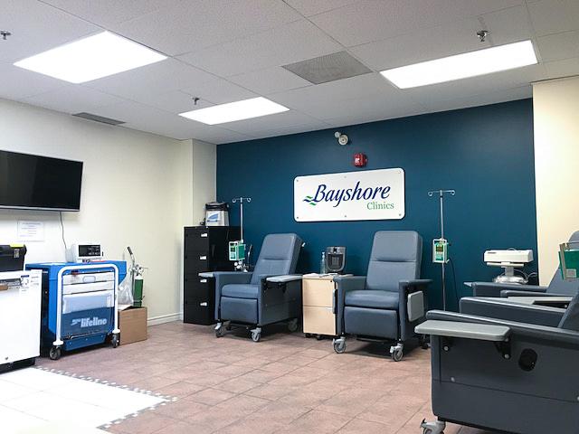 Bayshore Infusion Clinic Oshawa