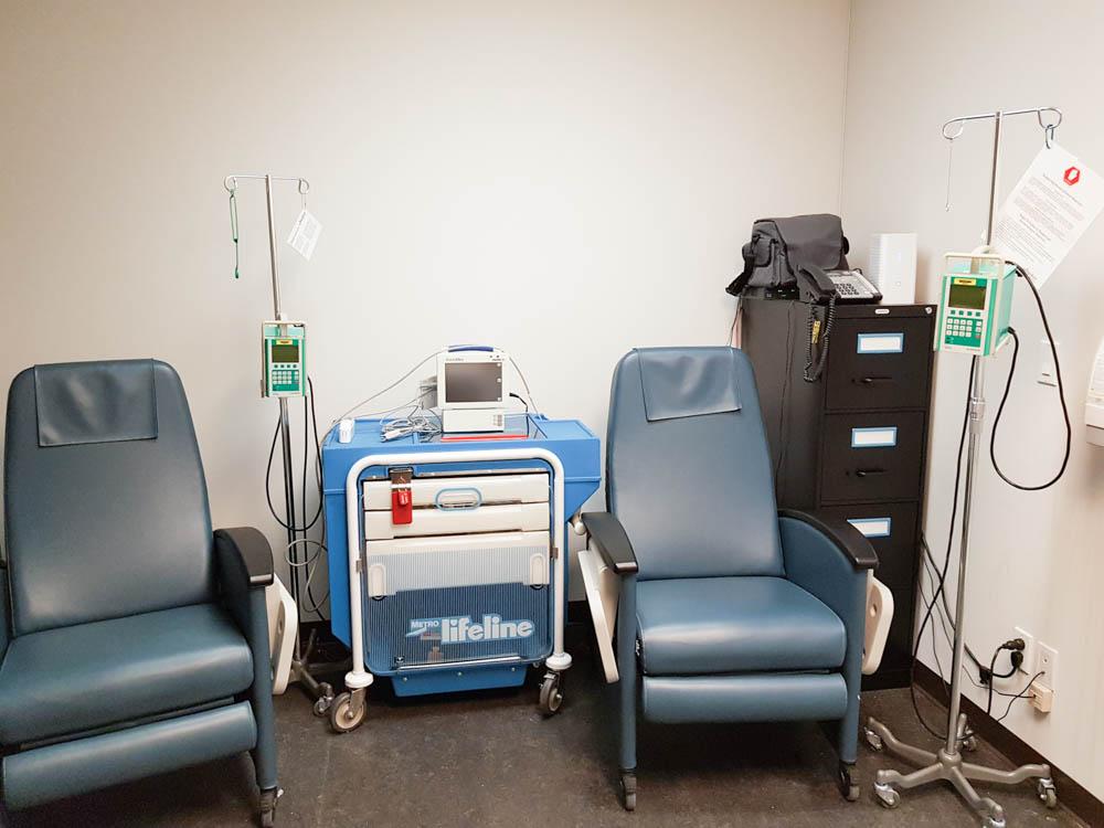 Clinique de perfusion Bayshore Toronto (Bloor)