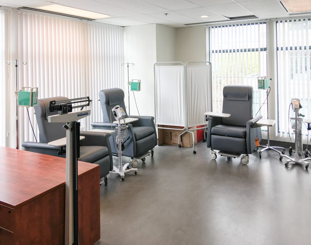 Bayshore Infusion Clinic Vancouver