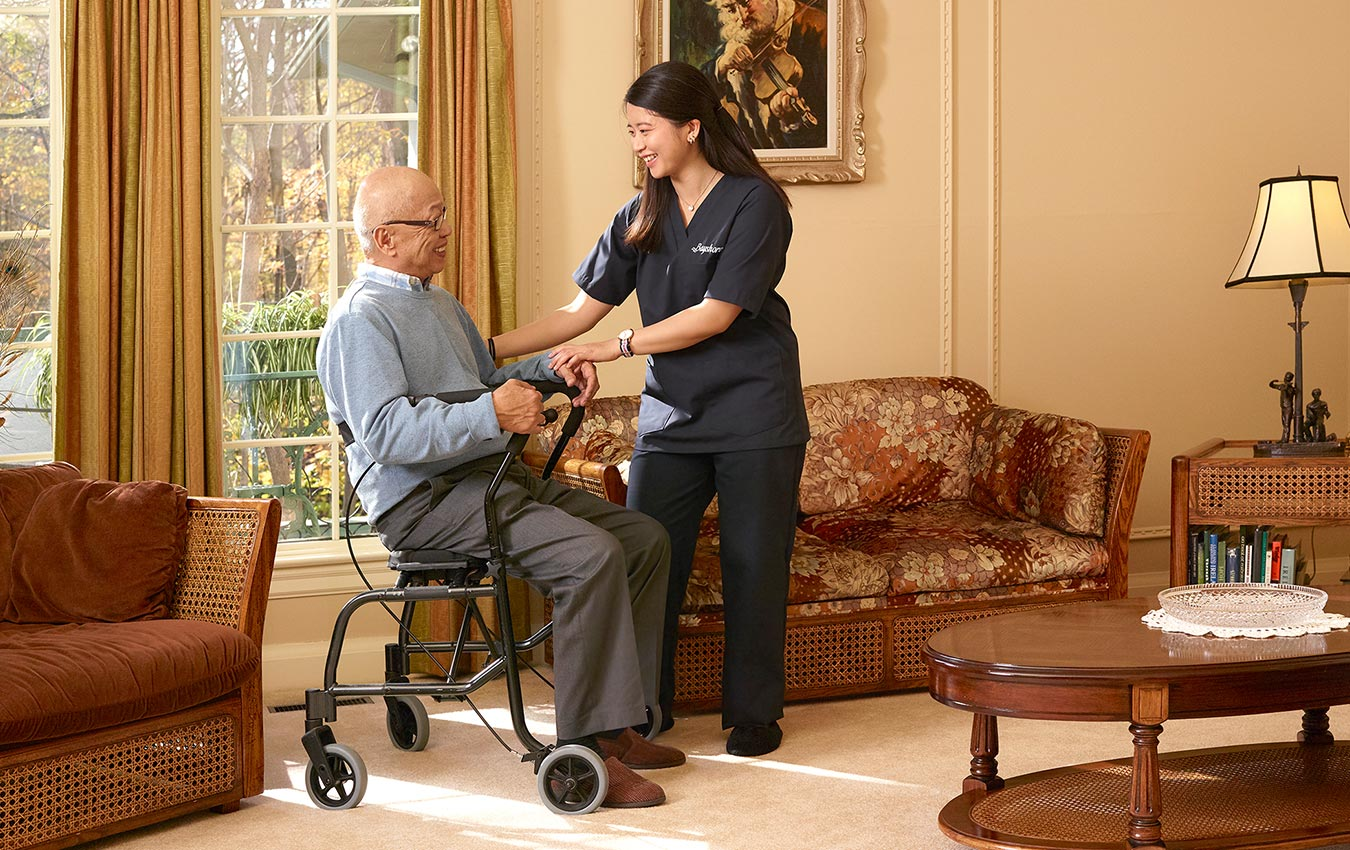 Bayshore Home Health care after surgery
