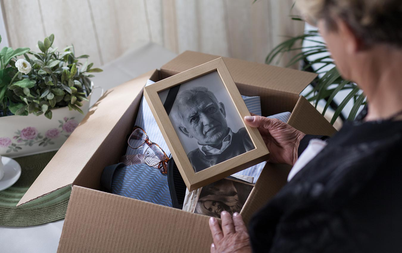 Bayshore HealthCare resources loss of a loved one