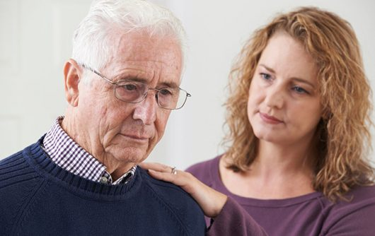 Understanding and managing behaviour problems caused by dementia