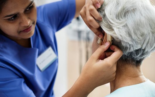 Aging and hearing loss: What's normal?