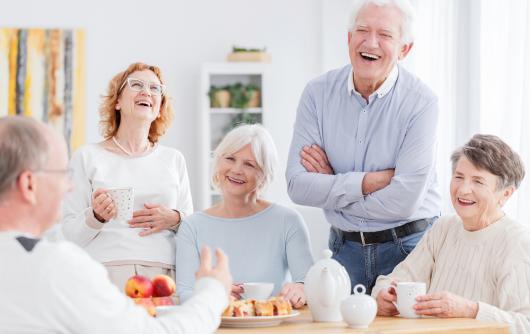 La cohabitation pour personnes âgées : une solution de rechange pour les personnes désireuses de vieillir chez elles