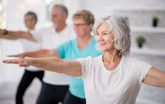 Yoga is Great for Seniors