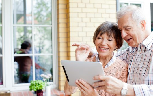 The Future is Now: Tech Tools for Seniors