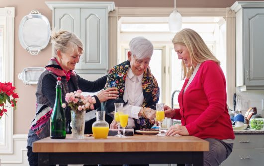 How to Celebrate Mother's Day with Your Senior Mom
