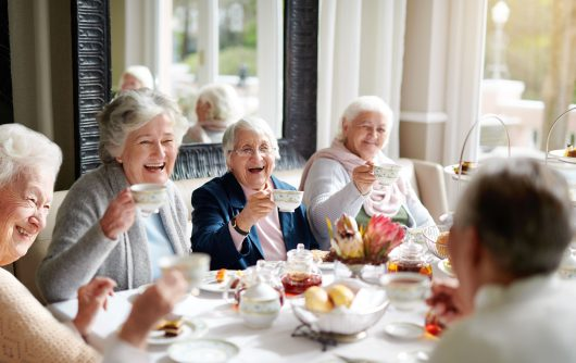 Celebrate Seniors in June