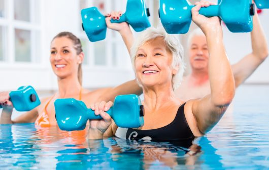 Stay Active with Aquatic Exercise