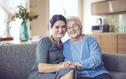 Introducing Home Care to Mom
