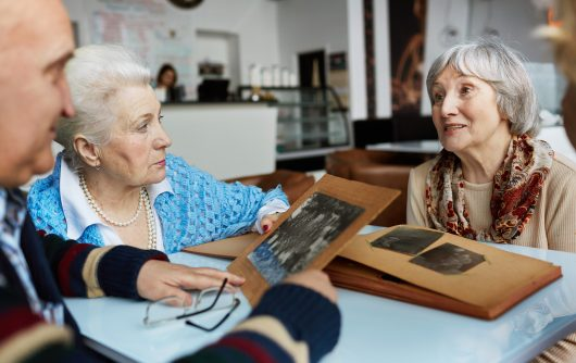 How Older Adults Can Make New Friends