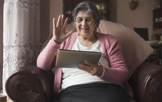 Staying Connected with Seniors During Self-Isolation