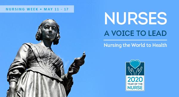 infirmières - une voix pour diriger