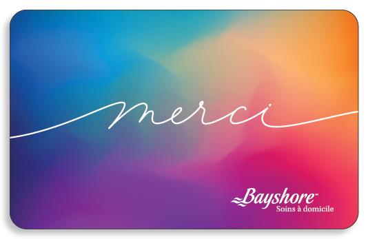 Gift Card - Merci