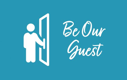 Be our Guest Image