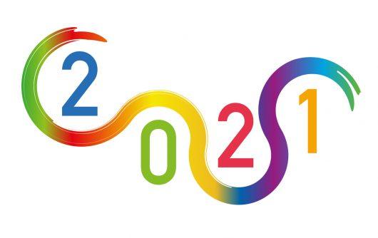 Un début d'année haut en couleur pour 2021