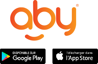ABY logo – French